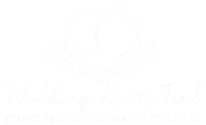Wedding Knots Tied Logo